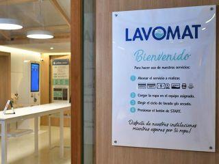 Lavomat, inaugura su primer lavadero autoservicio abierto las 24 hs incorporando Kiosco Interactivo CashDro