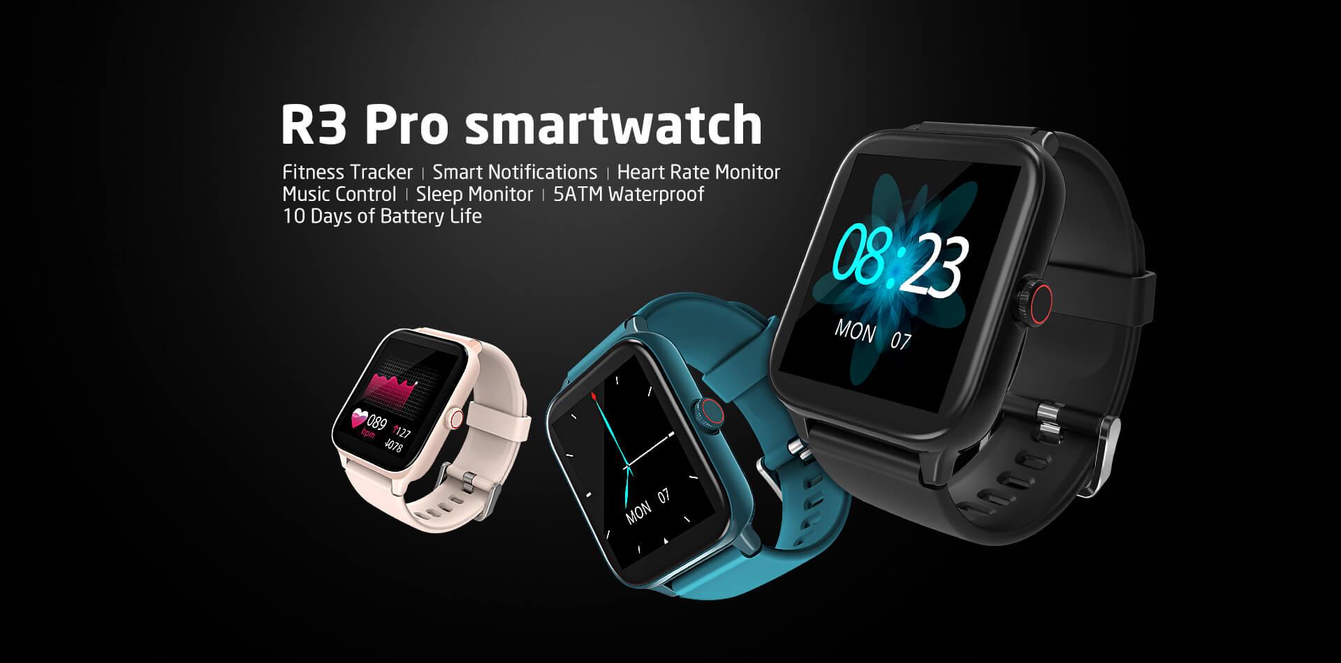 Reloj Blackview R3 Pro 6