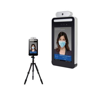 Termómetro Inteligente ST10: Medición de Temperatura y Reconocimiento Facial