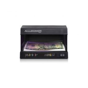 Detector de billetes falsos Accubanker D63