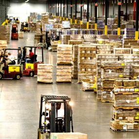 Control de Productividad  Depósitos Logísticos y Plantas Industriales