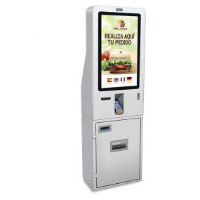 Kiosco de pago con tarjeta y efectivo T-Quiosk 230